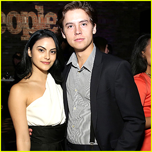 Cole Sprouse & Camila Mendes Filmed a Faux Beauty Vlog