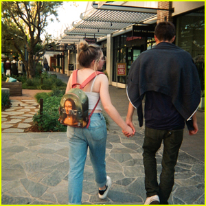 Sabrina Carpenter & Corey Fogelmanis Holds Hands in New Instagram & Fans Are Freaking Out!