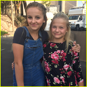 Darci Lynne Farmer & Evie Clair Kick Off Promo for 'America's Got Talent' Finals