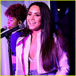 Demi Lovato Will Talk About Her Sexuality in Her Documentary