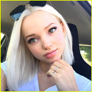 Dove Cameron Jammed Out To Her Debut Single & We NEED To Hear It Now!