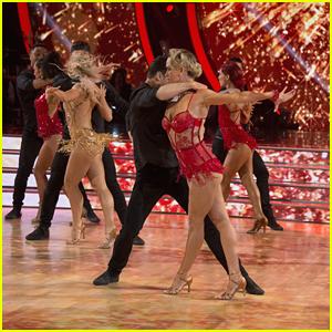 'Dancing With The Stars' Season 25 Week #3 - Songs, Dances & Details Revealed!