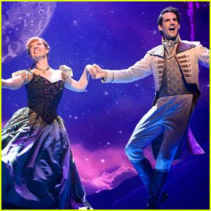 Elsa & Anna Come to Life in 'Frozen' Pre-Broadway Photos!