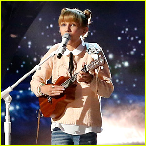 Grace VanderWaal Originally Auditioned For 'AGT' Just To See The Weird Talents Everyone Else Had