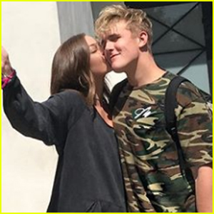 Jake Paul Confirms Erika Costell Relationship Is Fake: 'We're Not Even Dating'