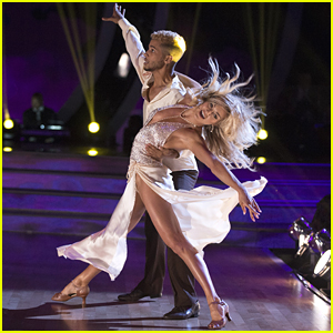 Jordan Fisher Always Puts His Complete Trust in DWTS Partner Lindsay Arnold (Exclusive)