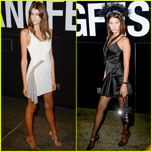 Kaia Gerber & Bella Hadid Are Taking Fashion Week By Storm!