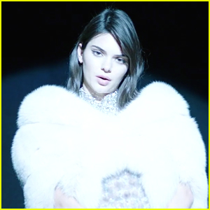 Kendall Jenner Goes Glam for Fergie's New Music Video - Watch!