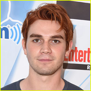 Riverdale's KJ Apa Fell Asleep at the Wheel & Crashed His Car After Long Workday