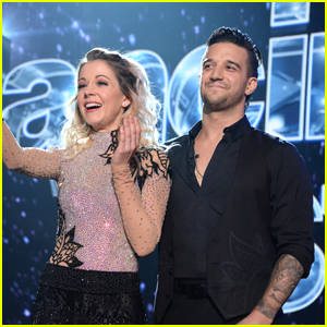 Lindsey Stirling & Mark Ballas Quickstep DWTS Season 25 Week 2