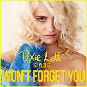 Pixie Lott Drops Your New Friday Jam 'Won't Forget You' - Listen & Download NOW!