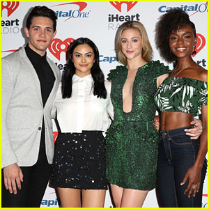 'Riverdale' Cast Hits Up iHeartRadio Music Festival 2017
