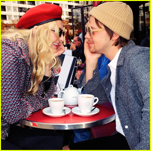 Rydel Lynch & Ellington Ratliff Are a Parisian Dream in Romantic New Insta