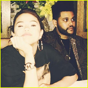 Selena Gomez Gives a Glimpse Into Date Night With The Weeknd!