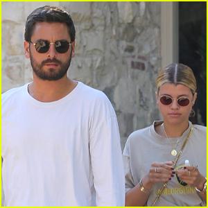 Sofia Richie Spends the Day with Boyfriend Scott Disick