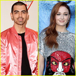 Joe Jonas & Sophie Turner Adopt Adorable Puppy - See the Pics!