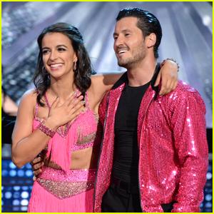 Victoria Arlen & Val Chmerkovskiy Tango DWTS Season 25 Week 2