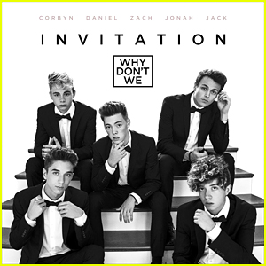 Why Don't We Celebrate 1 Year Together With New 'Invitation' EP - Listen Here!