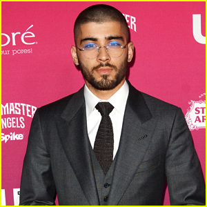 Zayn Malik Suits Up for NYFW Party!