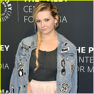 Abigail Breslin Posts Powerful #MeToo Photo on Instagram