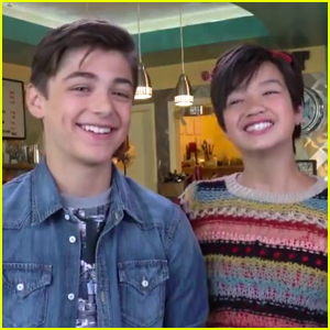 'Andi Mack' Cast Still Can't Believe The Fan Reactions To Their Show