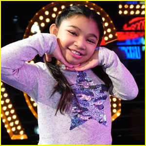 Angelica Hale Gives Tips For Your 'AGT' Audition: 'Always Be Confident'