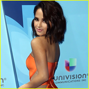 Becky G Tearfully Begs Fans to Listen to Security After Injury
