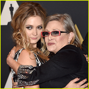 Billie Lourd Got the Same Tattoo As Her Late Mother Carrie Fisher