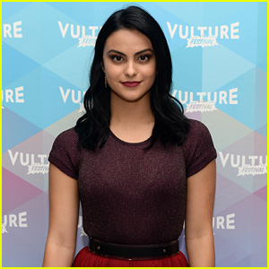 Camila Mendes Opens Up About Past Struggle With an Eating Disorder