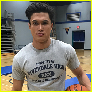 Charles Melton's Dad Had the Funniest Reaction to Finding Out He Might Play Reggie on 'Riverdale'