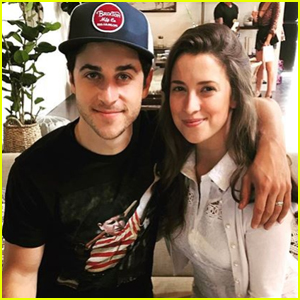 David Henrie Reminisces on His Proposal to Wife Maria!