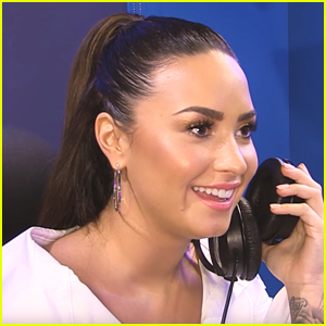 Demi Lovato 100% Remembers All The Lyrics To 'This is Me' (Video)