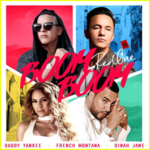 Dinah Jane Teases 'Boom Boom' Collabo With RedOne, Daddy Yankee & French Montana - See the Cover Art!