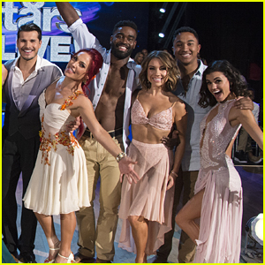 'Dancing With The Stars' Season 25 Night At The Movies Week #6 - Songs, Dances & Details Revealed!