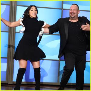 Gina Rodriguez Has Some Amazing Salsa Dancing Skills!