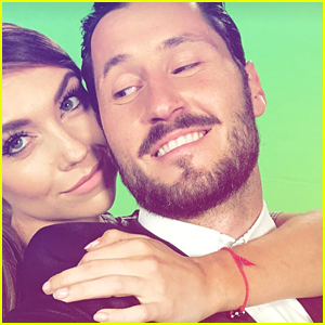 Jenna Johnson & Val Chmerkovskiy Couple Up For 'Jump Jive & Thrive' Event