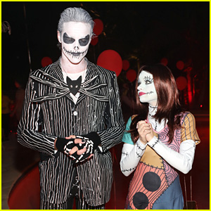Joey King Transforms Into Sally from 'Nightmare Before Christmas' for Halloween!