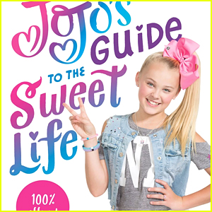 JoJo Siwa Celebrates the Release of Her Book 'JoJo's Guide to the Sweet Life'