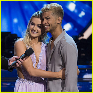 DWTS' Jordan Fisher & Lindsay Arnold Are Blending Their Families Together