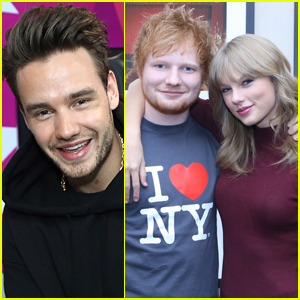 Liam Payne Shares His Favorite Story About Ed Sheeran And Taylor Swifts Involved
