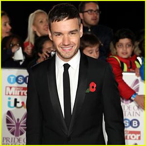 Liam Payne Looks So Dapper at Pride of Britain Awards!