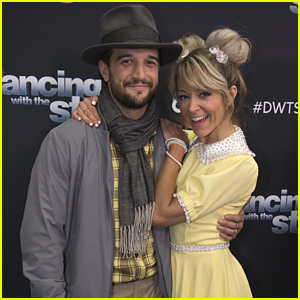 Lindsey Stirling & Mark Ballas Open Up About Mark Wearing Her Dad's Hat on 'DWTS'