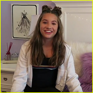 Mackenzie Ziegler Gives Fans a Tour of Her Bedroom (Video)