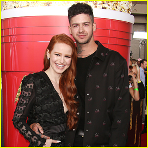 Madelaine Petsch & Travis Mills Got Together After He Slid Into Her Facebook DMs