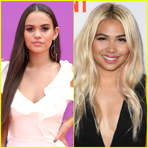 Madison Pettis & Hayley Kiyoko to Star in Kerry Washington Produced Facebook Series 'Five Points'