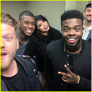 Singer Matt Sallee Joins Pentatonix on Tour For Holiday Season