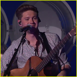 Niall Horan Performs 'Flicker' Medley on 'Jimmy Kimmel Live' - Watch Now!
