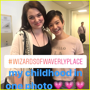 Andi Mack's Peyton Elizabeth Lee Childhood Dreams Came True Meeting Jennifer Stone