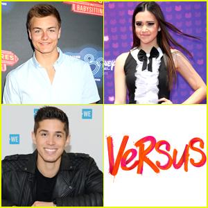Peyton Meyer & Megan Nicole Lead AwesomenessTV's New Series 'Versus'