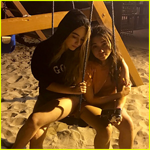 Rowan Blanchard Gets 16th Birthday Love From Sabrina Carpenter Girl Meets World Co